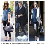 Same Basics, Different Looks (Wardrobe Essential Part IV)