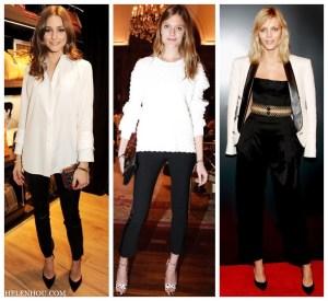 Dress Up Classic Black & White