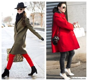 How To Wear Red (Part I: Clothing)