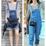 Four Stylish Ways To Wear Overalls