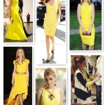 Yellow Crush: From Lace to Silk to Jacquard