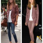 Colored Blazer: Dress Up or Down