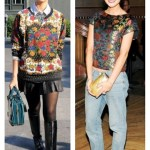 Floral Tops, Two Ways
