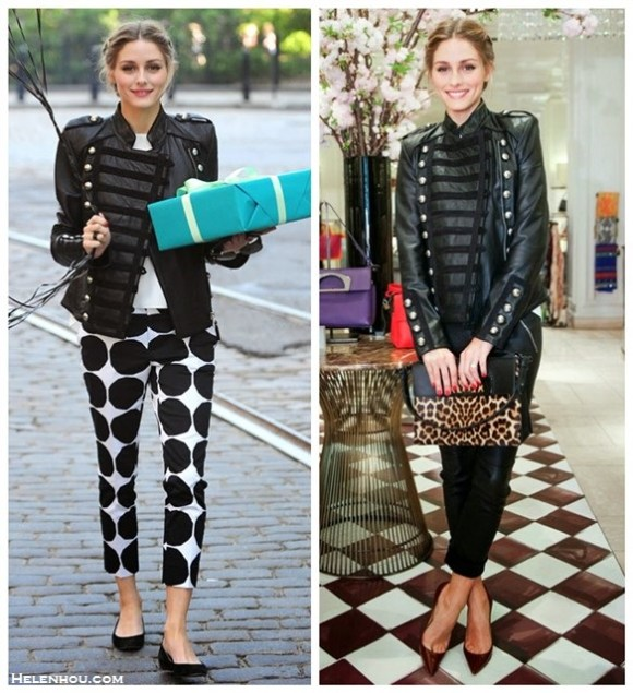 Olivia Palermo style 2014; Day To Night Outfits;