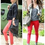 Red Jeans, Two Ways