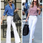 Throwback 70's: Flared Jeans