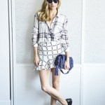 Summer Chic: Plaids & Checks