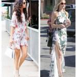 Modernize Your Floral Dress