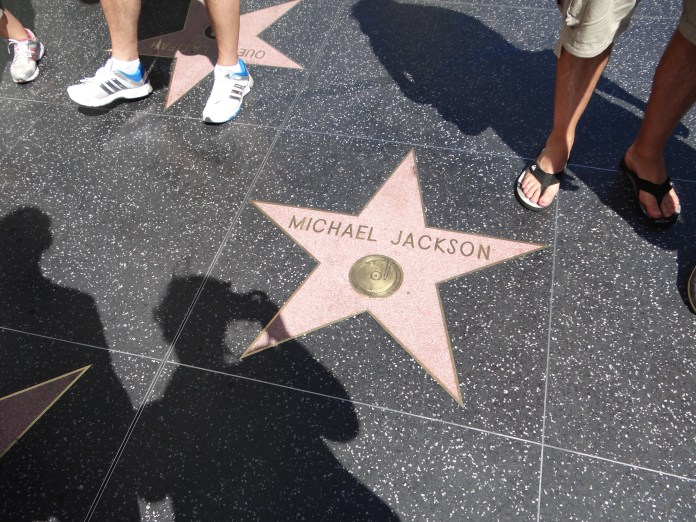 Michael Jackson Walk of Fame