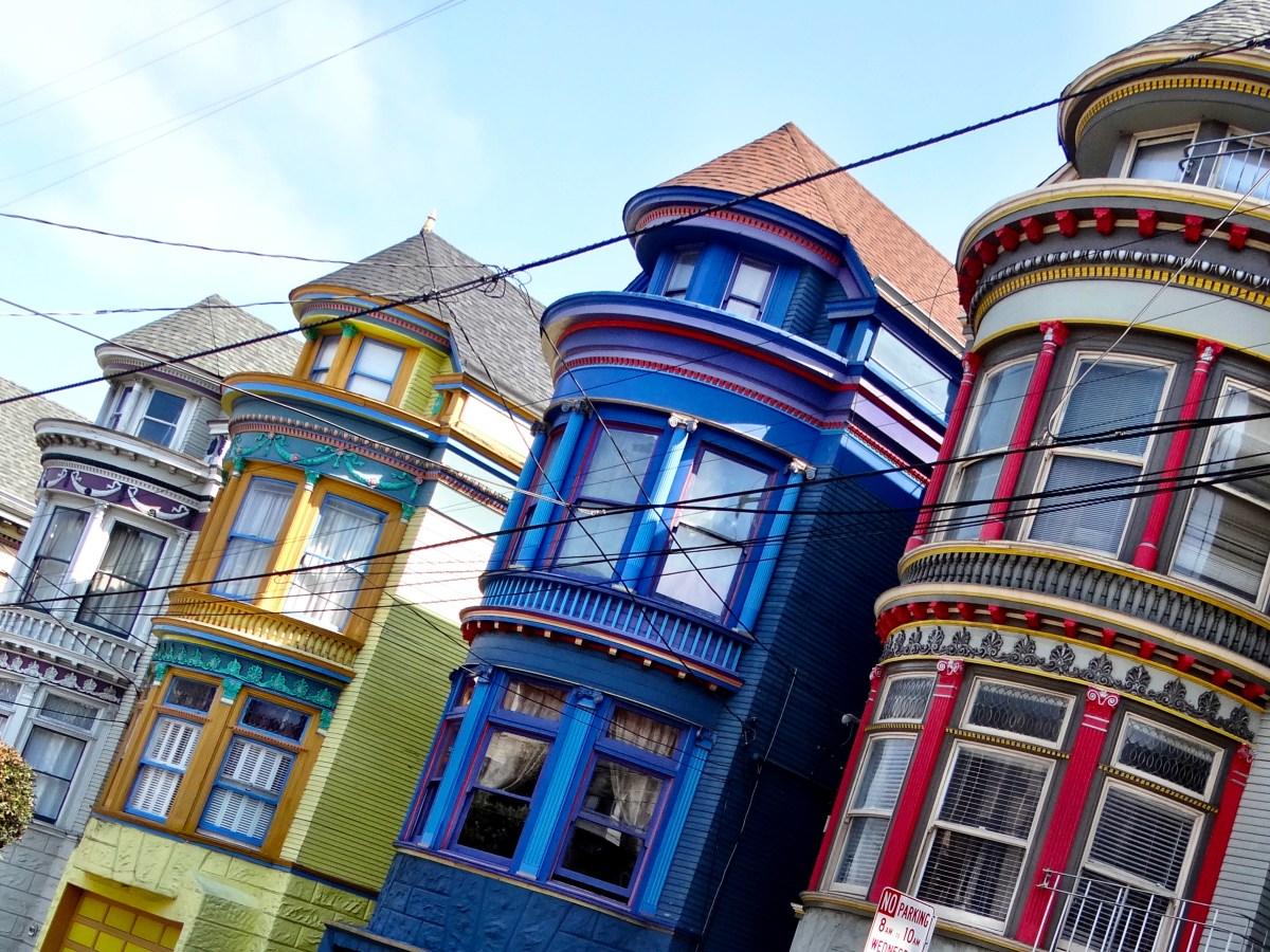 My California Road Trip Itinerary: San Francisco
