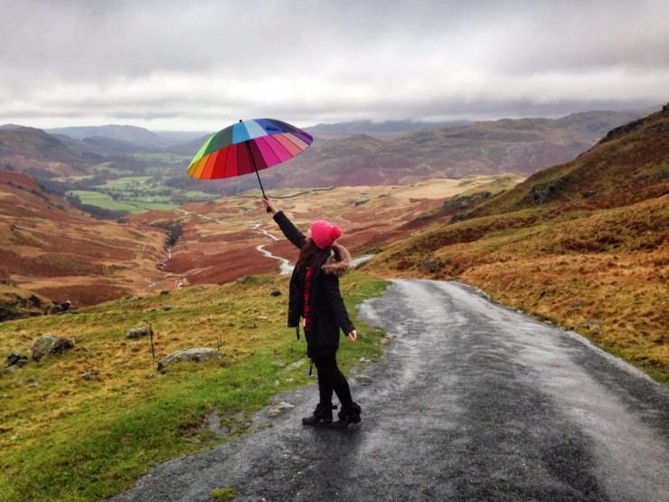Hardknott Pass - The Lake District