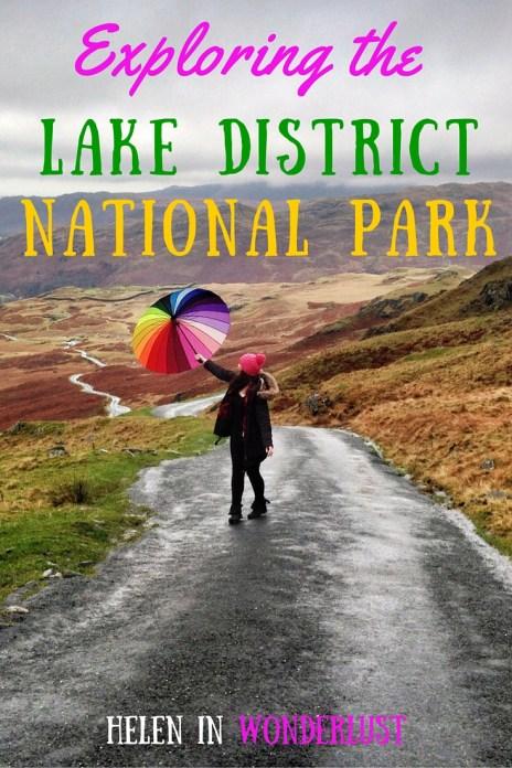 Exploring the Lake District National Park