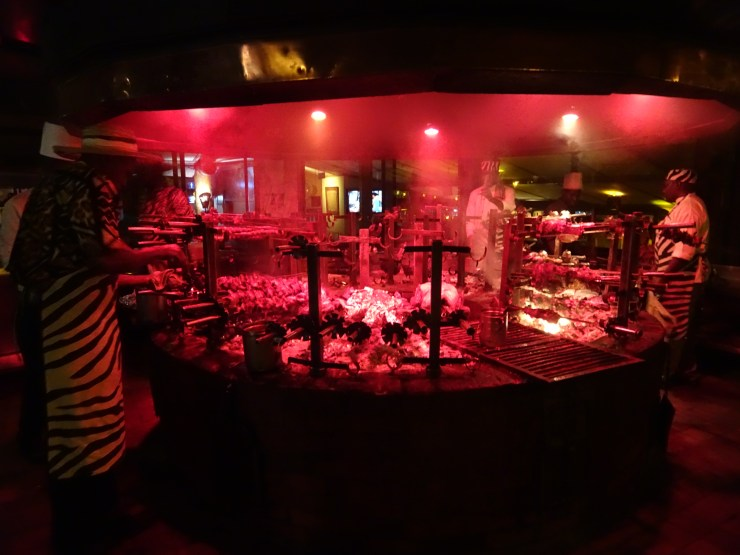Carnivore Restaurant, Nairobi.