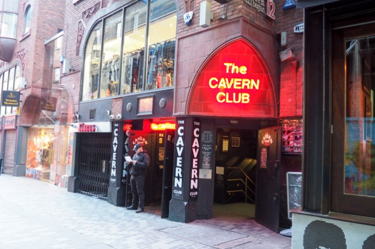 The Cavern Club Liverpool