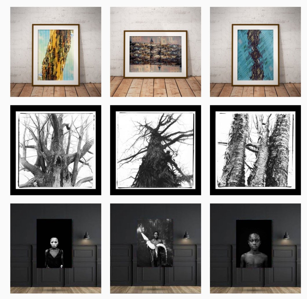 Montage - fine art photography prints from the Helen Jones-Florio photographers