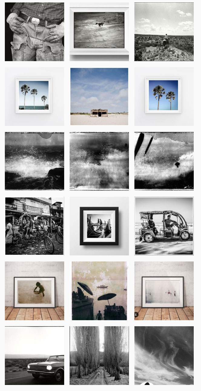 @florio_gallery, Instagram - daily photography prints goodness from all of the HJF gallery photographers