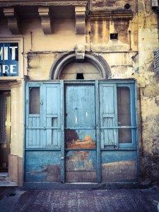 disappearingMalta - vintage storefront, Triq Hal Qormi, Hamrun, Malta - vintage storefront ©Helen Jones-Florio photography prints