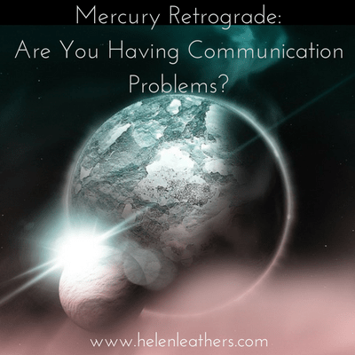 Mercury Retrograde – Having Communication Problems?