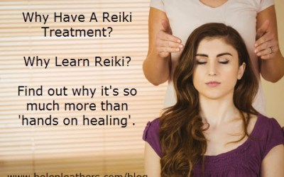 Why Have A Reiki Treatment?