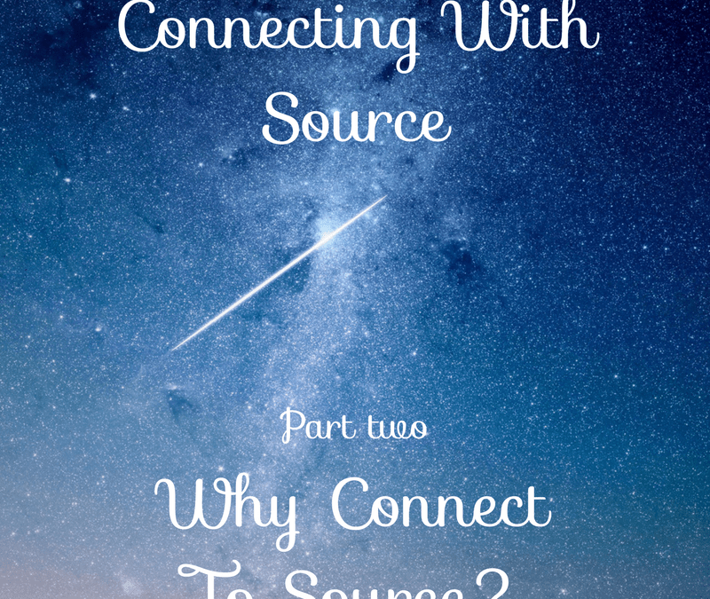 Connection To Source (part two)