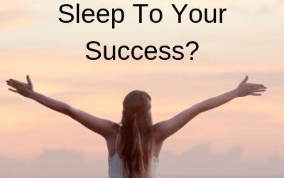 How Important Is Sleep To Your Success?