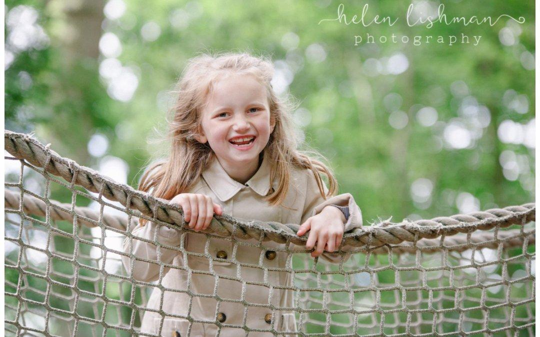 Harlow Carr Children's Photo Shoot