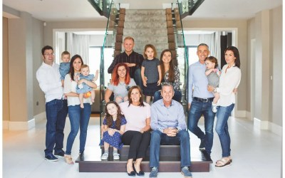 Large Family Photoshoot | Leeds