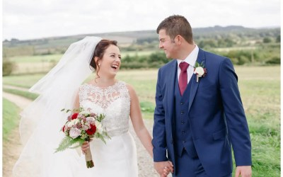 Mr & Mrs Garnett | Rookery Wolds Wedding