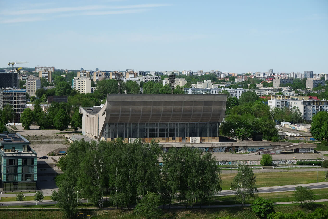 The Palace of Concerts and Sports