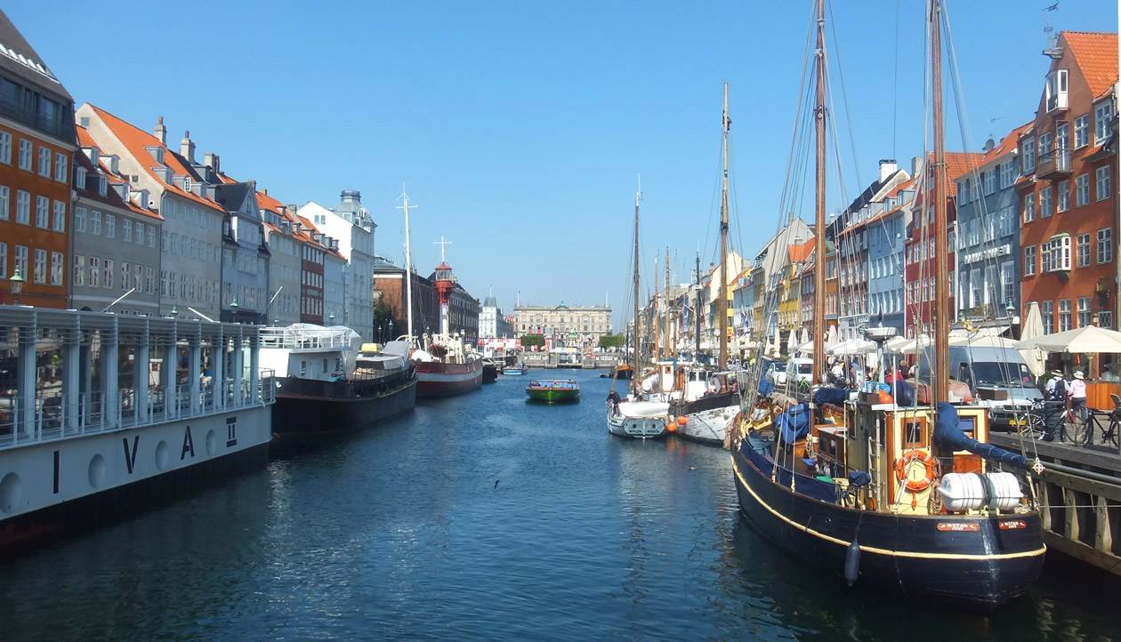 Nyvavn in Copenhagen