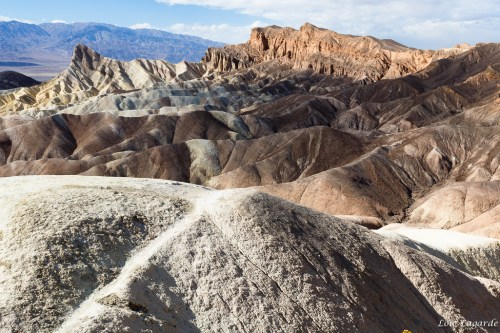 Zabriskie Point, Death Valley. Photo courtesy of Loïc LaGarde, Flickr Creative Commons.