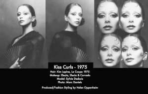 Kim's Kiss Curls - 1975