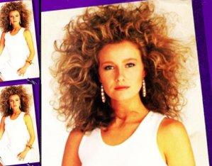 Miss Universe With Fashion Hair by John Sahag – 1996