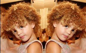 Chloe And Her Curls @ NY Fashion Week – 2015