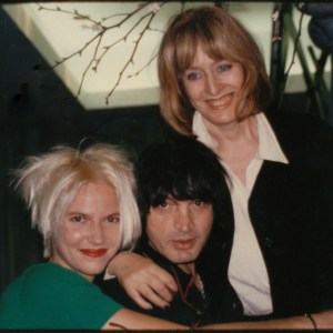 Memories. With John Sahag and Rachel – 1997