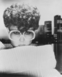 RUFFLE HAIR WITH GLASSES – 1977