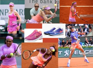 Tennis Colors by Nike @ French Open - 2015