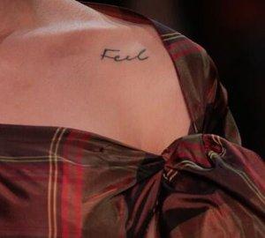 Feel Tattoo at NYFW – Spring 2017