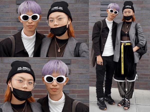 Cool Couple @ Concept Korea NYFW – 2018