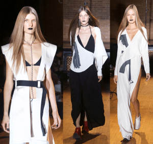 Linder's Great Graphic Fashions NYFW – 2018