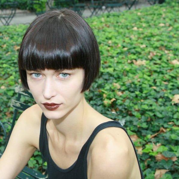 Classic Lulu Bobbed Hair @ NYFW - 2009