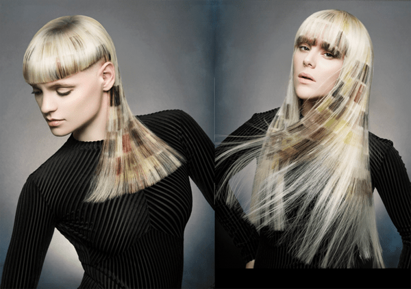 Student Hairstylist Is Finalist NAHA – 2018