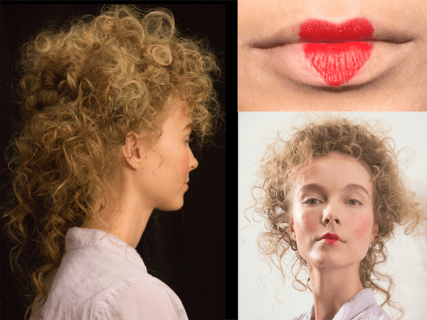 Romantic Hair/Heart Lips NYFW - 2018