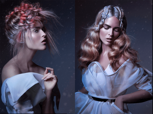 NAHA Styling & Finishing Winner – 2019