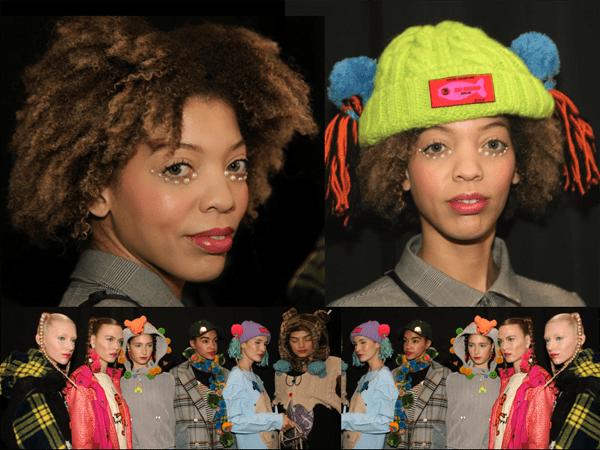Fun Hat, Pom Poms, Pearls NYFW – 2020
