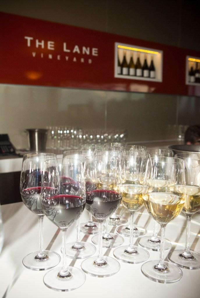 Wine Tasting at The Lane Vineyard