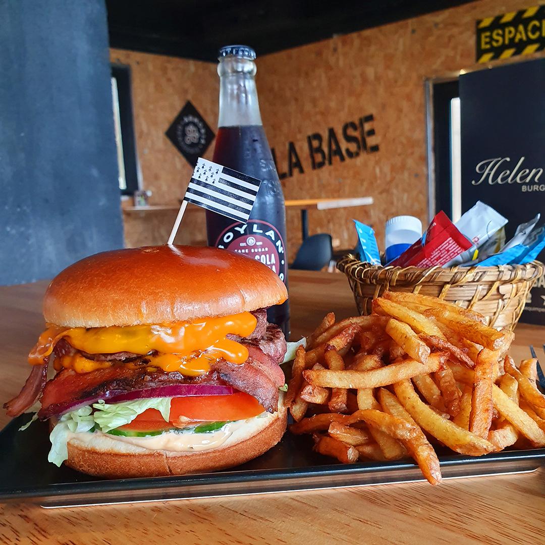 helen s burgers restaurant fast food