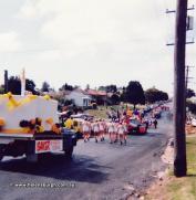 Helensburgh Centenary Street Parade 1984
