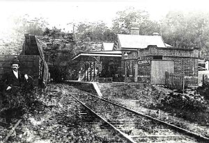 1st Helensburgh Railway Station