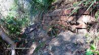 Stanwell Park Overbridge - brick foundations